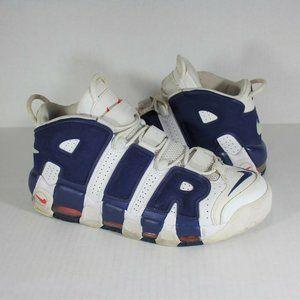 Nike Air More Uptempo Knicks 921948 101 M610